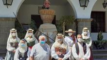 Los Llanos de Aridane venera a San Isidro