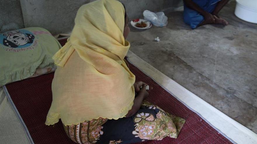 ACNUR pide a Bangladesh que albergue a los rohinyás llegados de Birmania