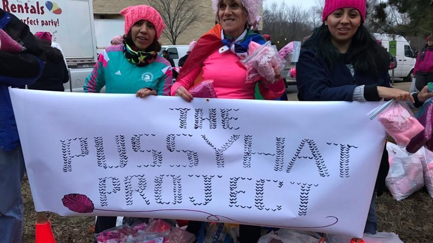 Imagen: Women's march