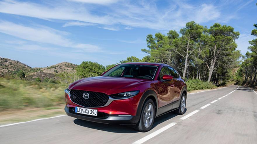 Para diseñar el CX-30, Mazda se ha amparado en la filosofía japonesa Kansei.