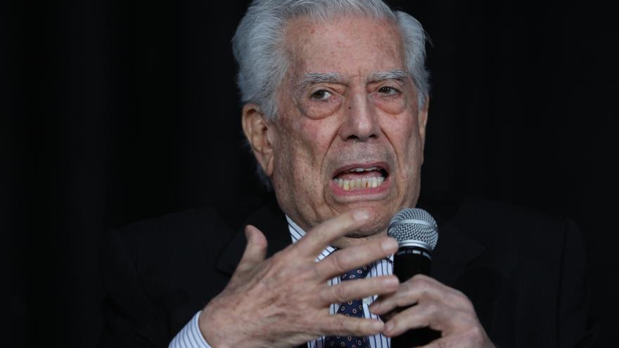 Vargas Llosa: En Latinoamérica tenemos muchísimos problemas pero con solución