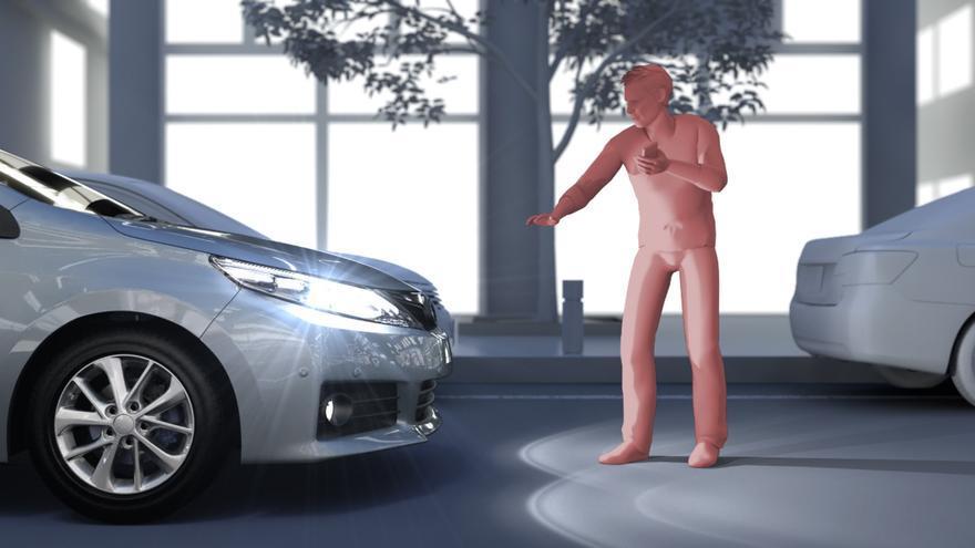 La segunda generación del Toyota Safety Sense.