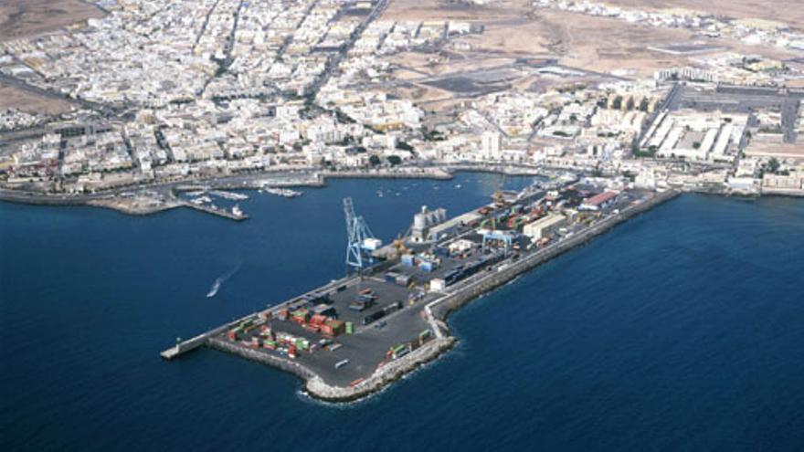 Puerto de Fuerteventura.