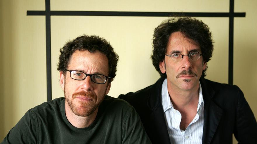 Los hermanos Joel y Ethan Coen