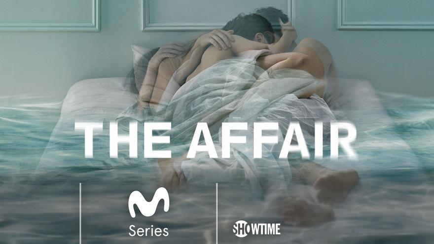 Póster de la cuarta temporada de 'The Affair'