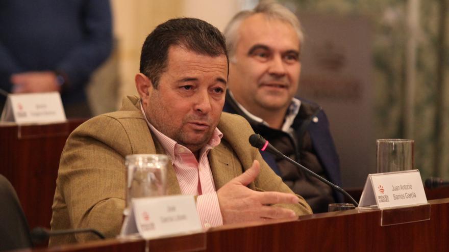 Juan Antonio Barrios Fragoso