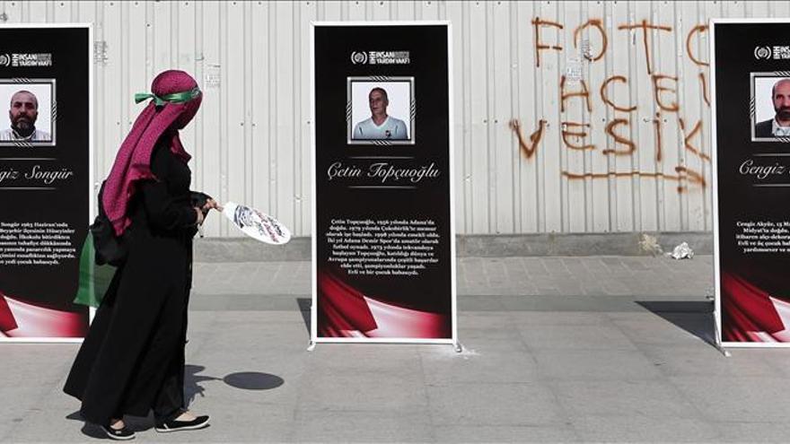 Los afectados por el Mavi Marmara rechazan una indemnización de Israel