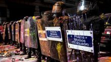 El derecho de manifestación como estrategia de provocación