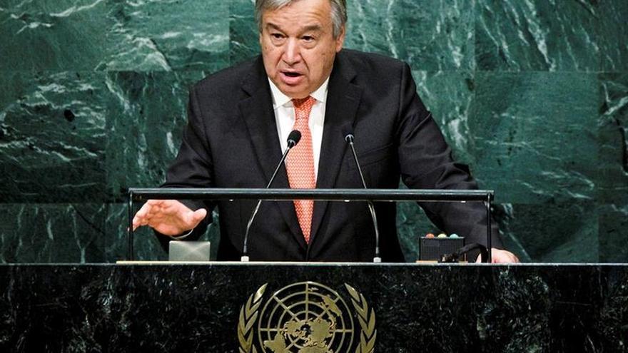 António Guterres anuncia que irá a la próxima Cumbre Iberoamericana