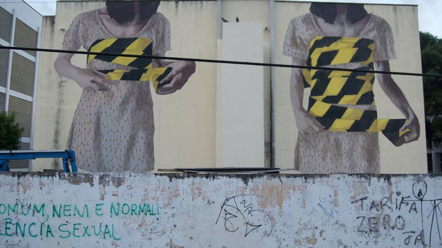 Público/ Privada. Fortaleza, Brasil 2015. / Página de facebook de Hyuro