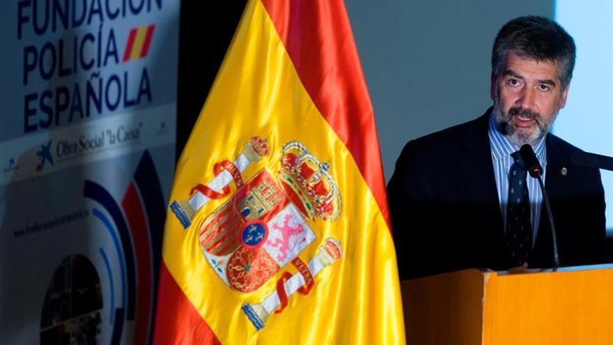 """Cosidó afirma que el Gobierno será """"implacable"""" hasta que ETA se disuelva"""