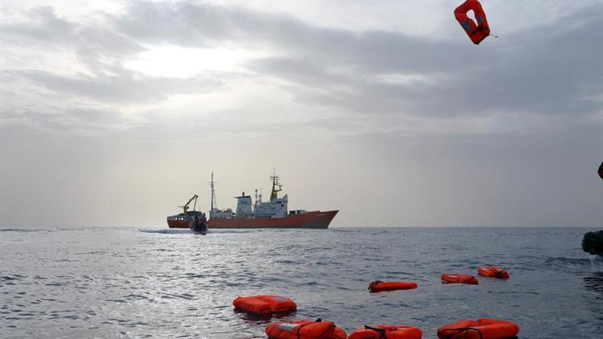 Denuncian a Italia ante Estrasburgo por reforzar a guardacostas libios en mar