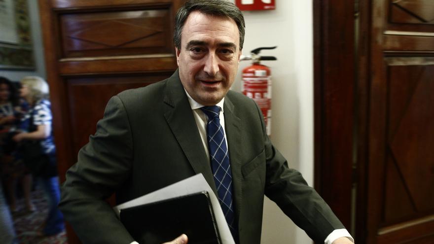 """Esteban afirma que, si el PSOE no les llama, es """"muy probable"""" que el PNV se abstenga en la investidura"""