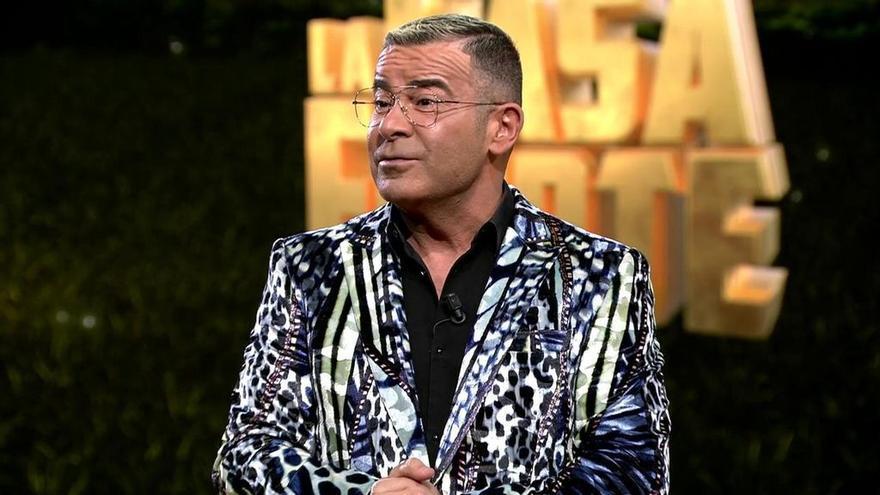 Jorge Javier Vázquez en la final de 'La casa fuerte'
