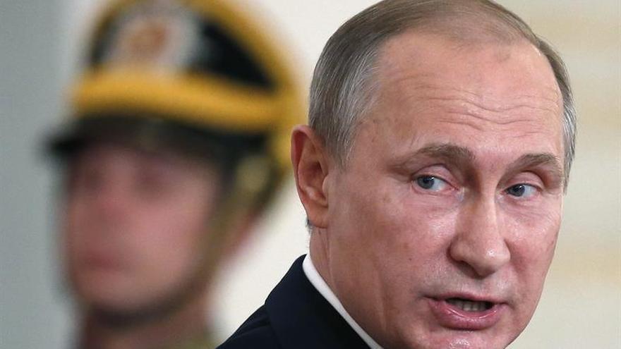 Detenido en Praga un artista crítico con Putin reclamado por Rusia