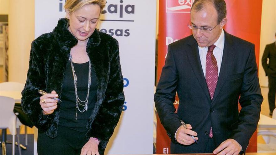 Ibercaja apuesta por catalu a y abrir oficinas para for Oficinas de ibercaja en barcelona