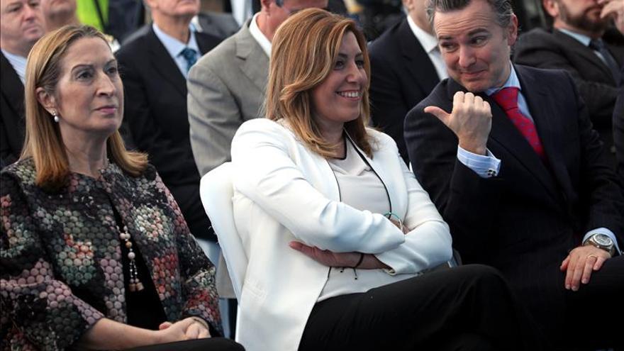 """Díaz pide """"contundencia"""" y ser """"implacable"""" con la corrupción"""