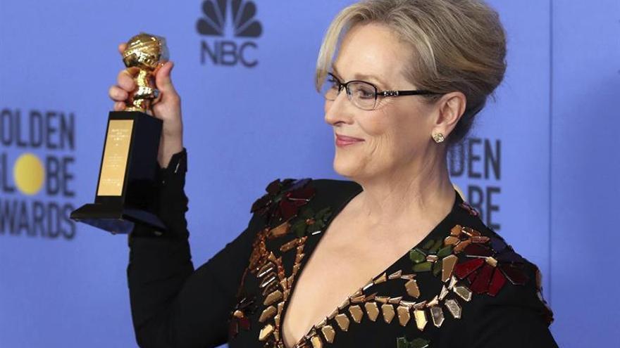 Meryl Streep lamenta que Rose McGowan la critique por una protesta feminista