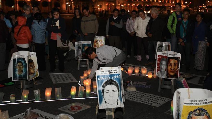 Las protestas por los desaparecidos se transforman en una condena al sistema mexicano de justicia