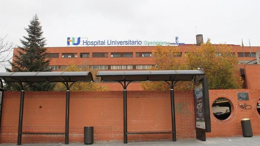 Exterior del Hospital de Guadalajara