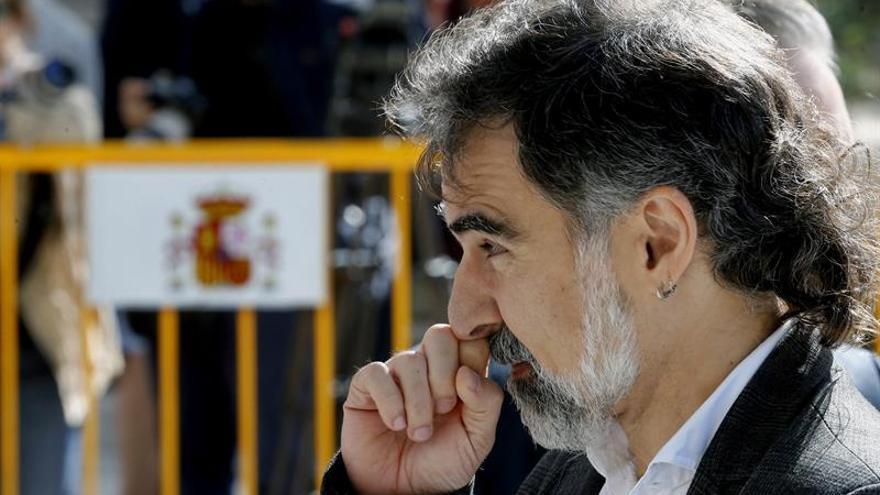 """Òmnium Cultural no descarta impulsar un nuevo """"paro de país"""" en Cataluña"""