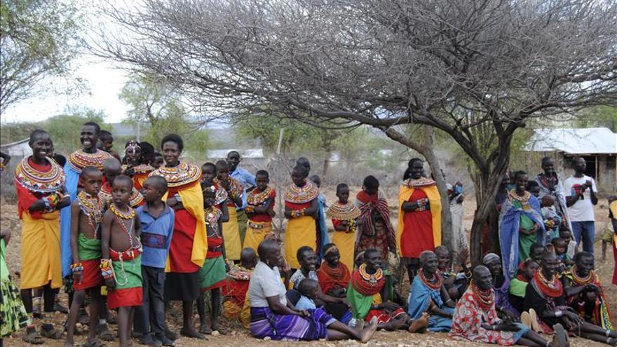 La educación frena la ablación y los matrimonios infantiles en la tribus kenianas