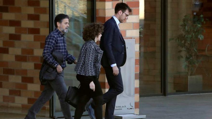 Oriol Pujol abandona la prisión tras la concesión del régimen abierto