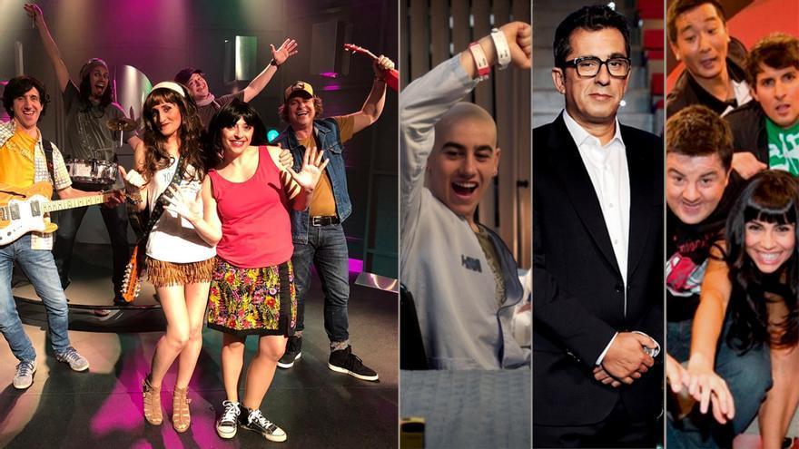 'Oregón TV' y otros formatos autonómicos que saltaron a nivel nacional