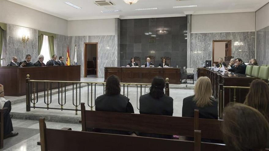 """Las defensas piden la nulidad de las actuaciones del """"Caso Eólico"""". Efe Ángel Medina G."""