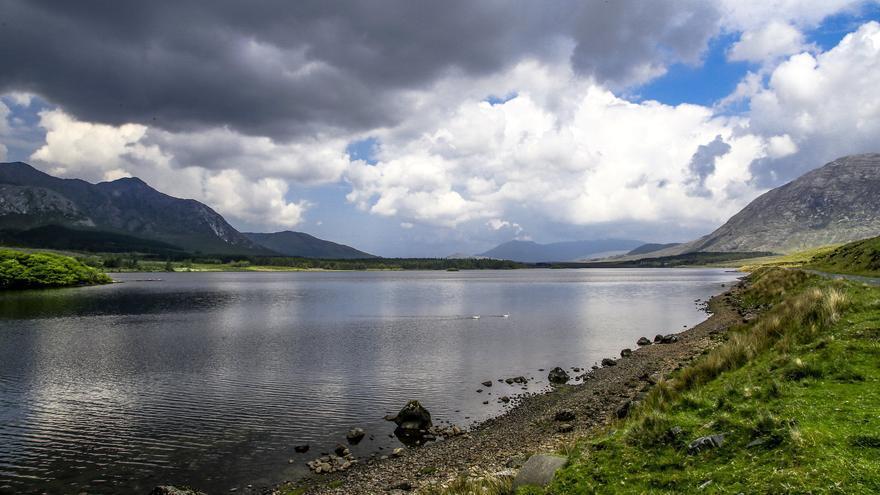 El Fiordo de Killari, una de las maravillas naturales de Connemara. Bernard Niess