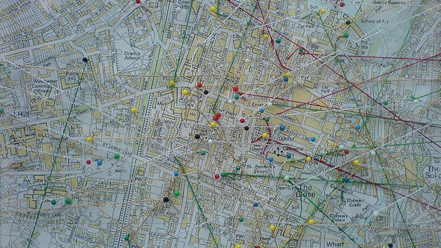 VisualMap fue la primera guía digital de Madrid, Barcelona y España