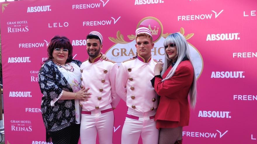 """""""Gran Hotel de las Reinas"""", un show que llevará el arte Drag a los teatros"""