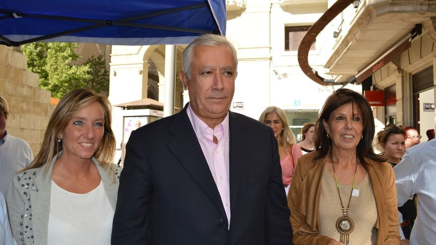 """Arenas (PP) espera sorpresa del PP el domingo por el voto de la """"mayoría silenciosa"""""""