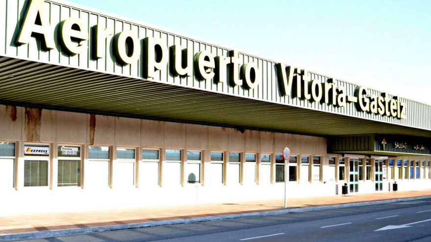 Aeropuerto de Vitoria / Foto: AENA
