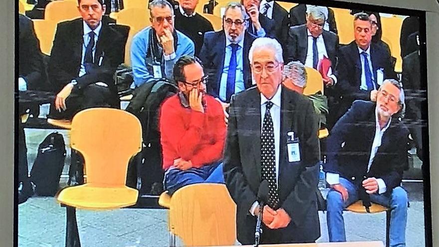El empresario José Francisco Bevià declara en el juicio por la financiación ilegal del PP valenciano