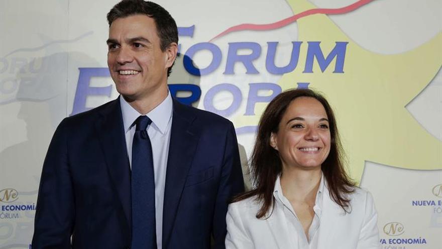 Sara Hernández apoyará a Pedro Sánchez por la secretaría general del PSOE