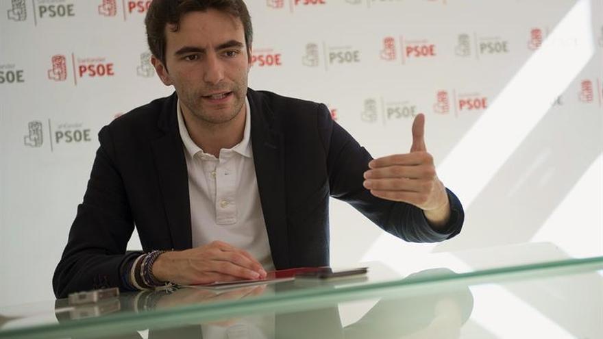Pedro Casares (PSOE): Sánchez ha logrado despertar a la militancia socialista