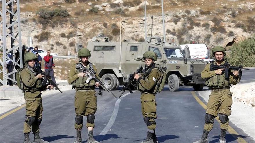 El Ejército israelí desmantela una célula de Hamás dispuesta a atentar