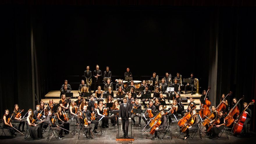 Orquesta Joven de Córdoba.