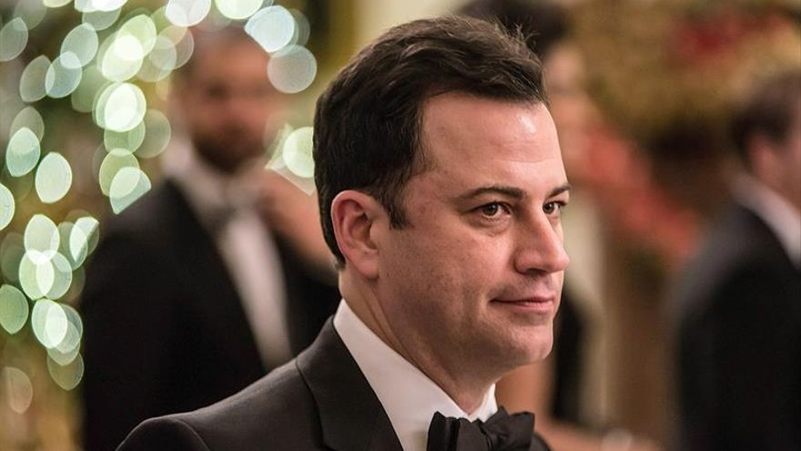 La cruzada de Jimmy Kimmel por la defensa de Obamacare