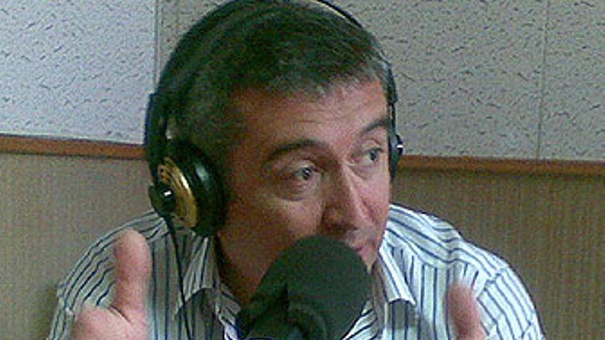 Carlos Sosa, este lunes en 'El Desayuno' DE CANARIAS AHORA RADIO.