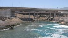 En la imagen, Las Maretas, situada en la franja costera frente al Aeropuerto.