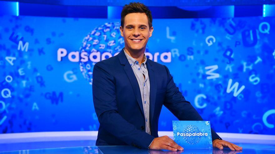 """Christian Gálvez en"""" Pasapalabra"""""""