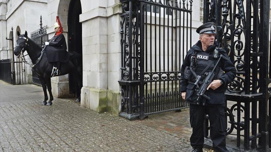 La Policía británica recomienda en un vídeo correr y esconderse en caso de atentado