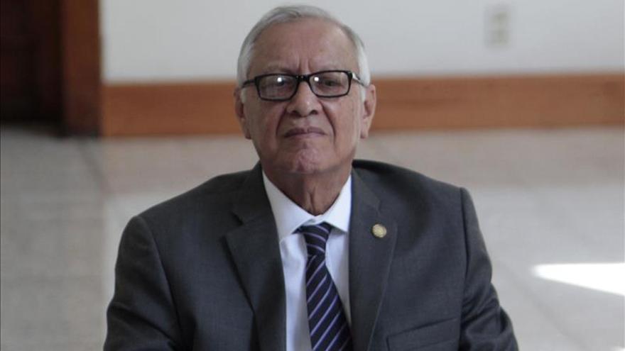 Maldonado alaba el papel del Ejército y pide que prevalezca la solidaridad