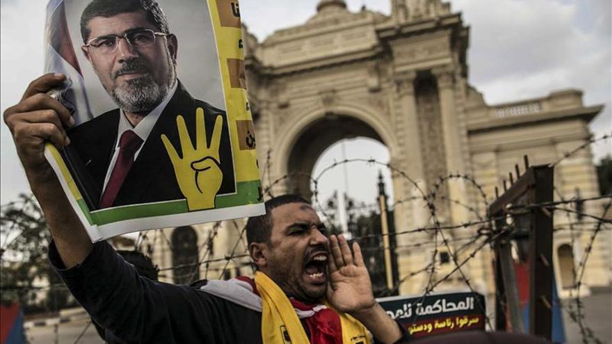 Enfrentamientos entre islamistas y la policía en varias ciudades egipcias