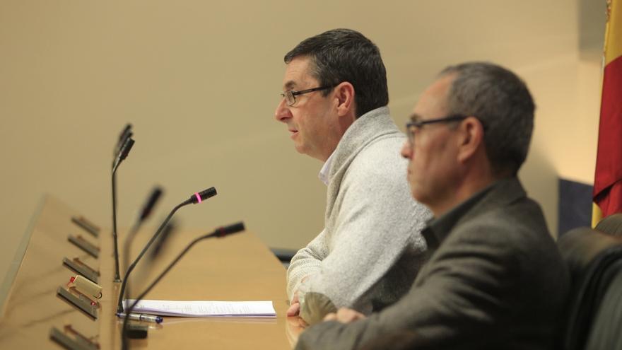 """IU-ICV exige a Rajoy que convoque elecciones o deje de aprobar leyes porque ya no tiene la """"legitimidad democrática"""""""