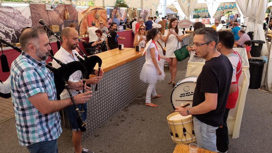 La Feria de Gastronomía y Folclore Regional regresa al Sardinero