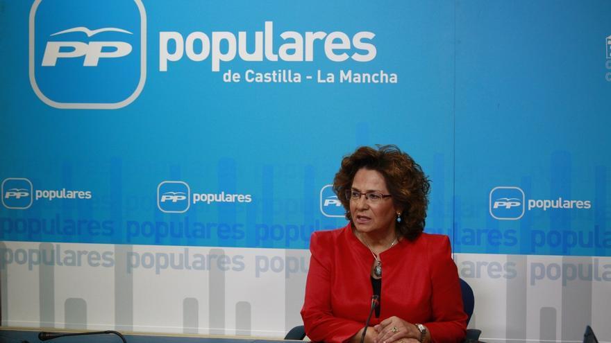 """El PP cree """"demostrado"""" en la Justicia que """"Cospedal siempre ha dicho la verdad y Luis Bárcenas siempre miente"""""""
