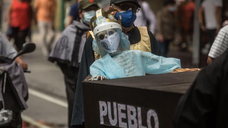 Guatemala detecta 347 nuevos casos de COVID-19, tras 818 pruebas en 24 horas